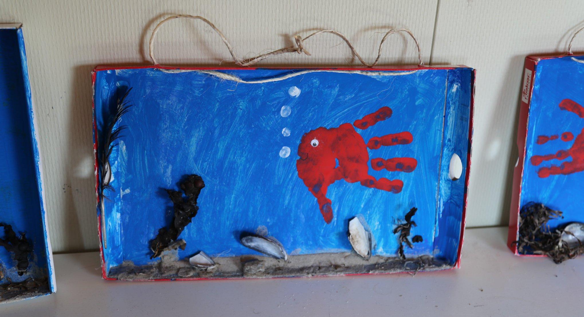 Kreativ børnehave i Svendborg