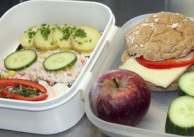 Frokostordning i Børnebiksen Svendborg