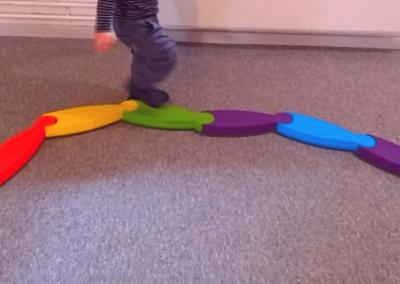 Gymnastik i BørneBiksen