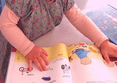 Vi læser i BørneBiksen